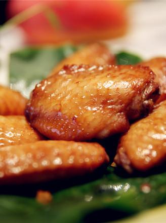 自制蒜香鸡翅的做法