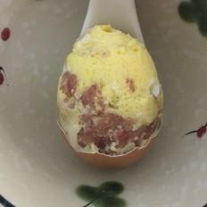 腊肠蒸蛋的做法[图]