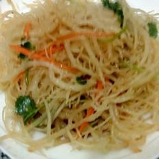 拌龙须菜的做法[图]
