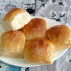 淡奶油豆沙面包的做法[图]