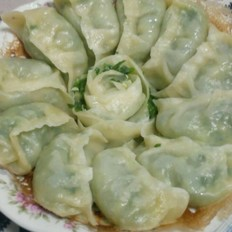 煎大菜饺子