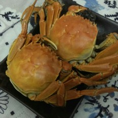 煮大闸蟹的做法[图]