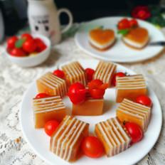 红糖千层马蹄糕