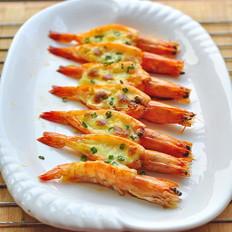 蒜蓉焗明虾