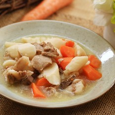 山药羊排汤—迷迭香