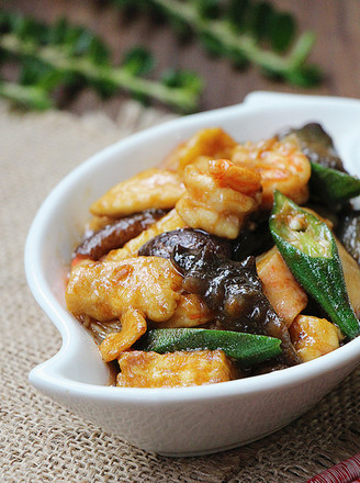 八珍豆腐的做法