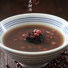 #九阳炒菜机#红豆薏米甜汤