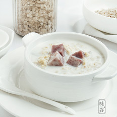 牛奶燕麦香芋
