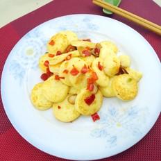 剁椒玉子豆腐