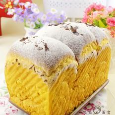 南瓜吐司面包