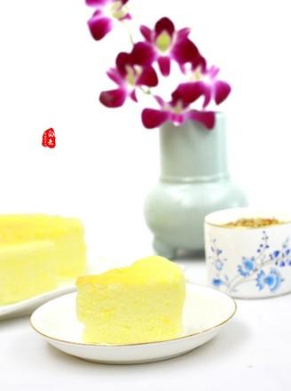 松柔绵软的酸奶蛋糕的做法