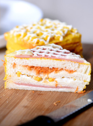 黄金三明治