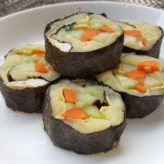 土豆寿司卷(减脂版)