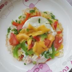 米饭披萨(减脂版)
