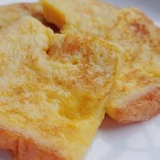 鸡蛋土司(减脂版)