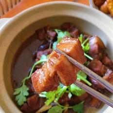 砂锅炖五花肉