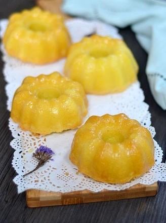 椰香黄金糕