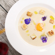 法式香葱土豆汤