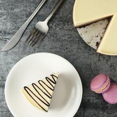 黑白巧克力慕斯蛋糕