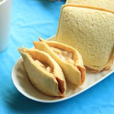 香蕉三明治