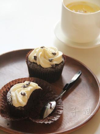 古典巧克力cupcake的做法