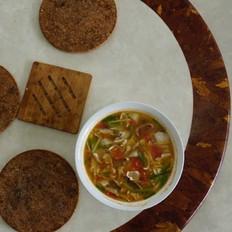 山塘菌鲜汤