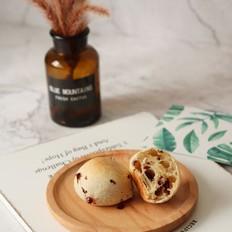 蔓越莓麻糬面包