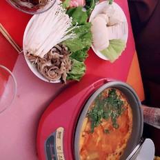 番茄火锅-汤底