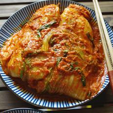韩式辣白菜