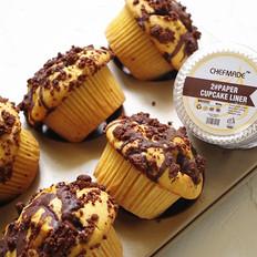 巧克力块玛芬 麦芬