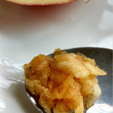 #婴儿食谱#原味苹果泥