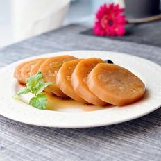 冰糖糯米藕