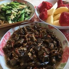 红椒烧黄鳝