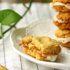 棉花糖苹果酱夹心椰蓉酥