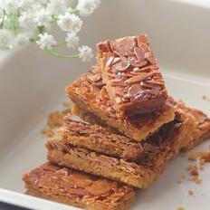 蜂蜜扁桃仁酥饼