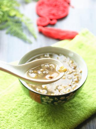 电饭锅绿豆汤的做法