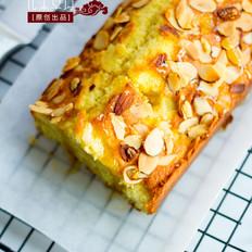 杏仁柠檬磅蛋糕