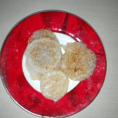 山药木薯饼