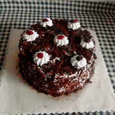 巧克力漩涡蛋糕