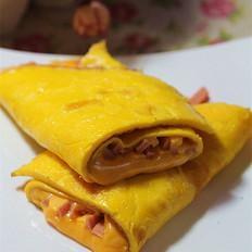 爆浆系列奶酪香肠卷