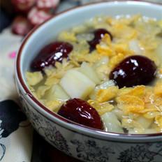 燕麦双红甜汤