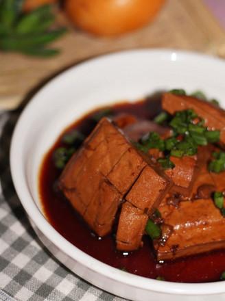 老汤豆腐干的做法