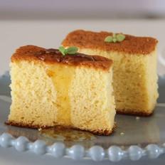 你会爱上的浓浓日式长崎蛋糕
