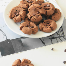 你会爱上的玛格丽特之巧克力豆豆饼干