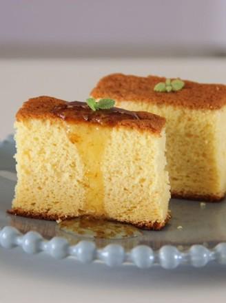 你会爱上的浓浓日式长崎蛋糕的做法