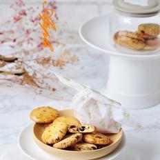 蔓越莓奶香酥饼