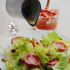 沙拉佐番茄莎莎酱