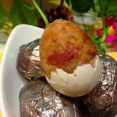 香肠糯米蛋