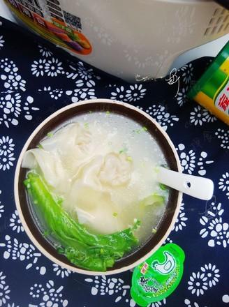 广东冬菜鲜肉云吞