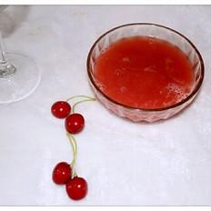 草莓稀糖浆